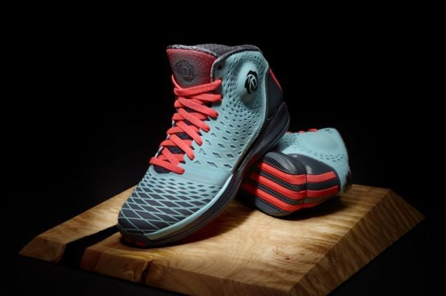 Adidas D Rose 3 Chi Town Hero Front Sole 1