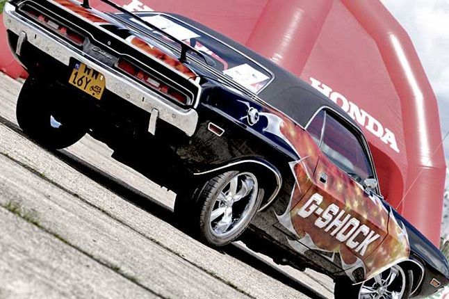 Dodge G Shock 3 1