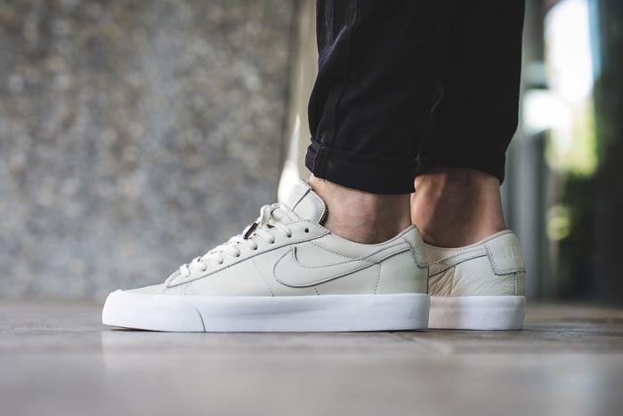 Nike Blazer Low Studio On Foot 9