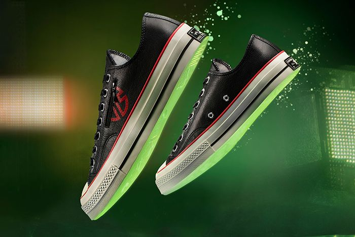 Lay Zhang Converse Chuck 70 High Low Hype Dc Hero Shot12