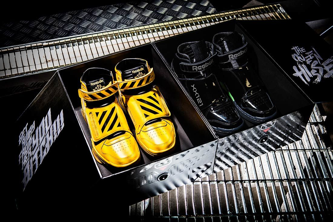 Reebok Alien Stomper Pack In Box