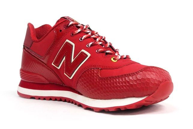 Nb Year Of The Snake Red Side 1