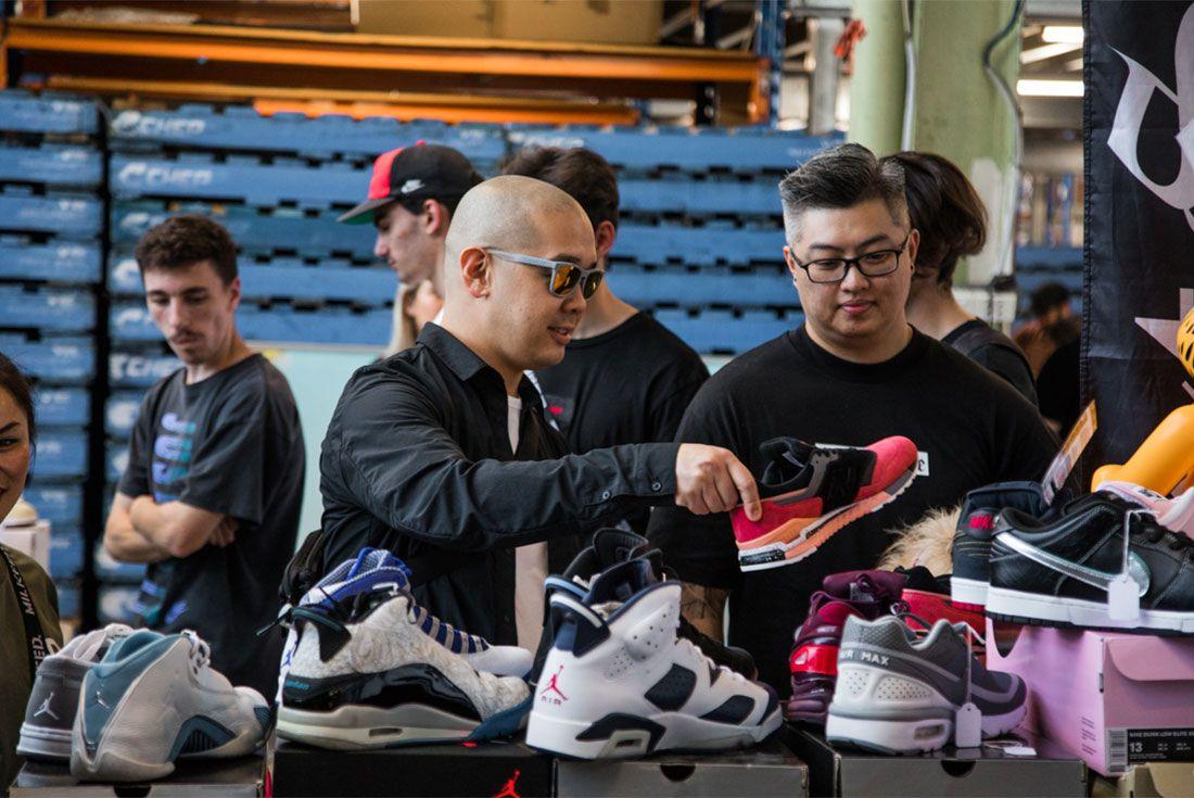 Sneaker Freaker Swapmeet 2019 Event 68
