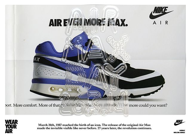 Nike Air Max Day Overkill Countdown Am Bw