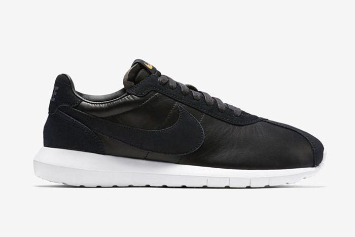 Nike Roshe Ld 1000 Premium Black Leather2