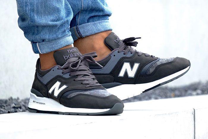 New Balance 997 Charcoal 2