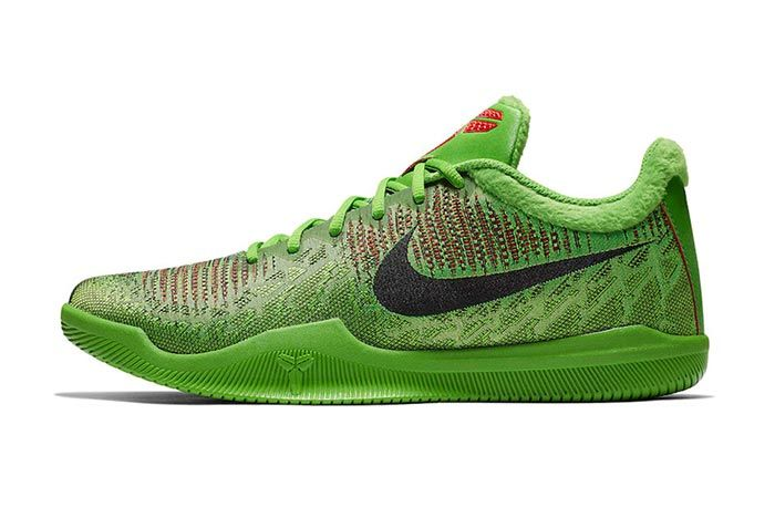 Nike Mamba Rage Grinch 1