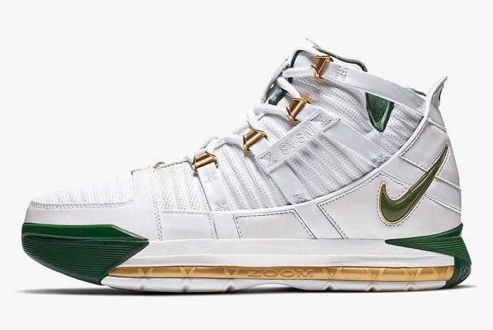 Nike Lebron 3 Svsm Home Left