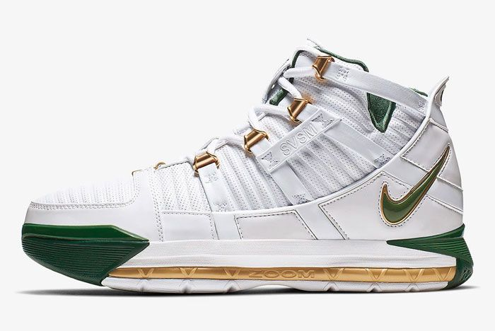 Nike Lebron 3 Svsm Home Left
