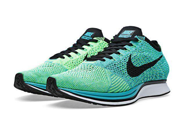 Nike Flyknit Racer Sport Turquoise 5