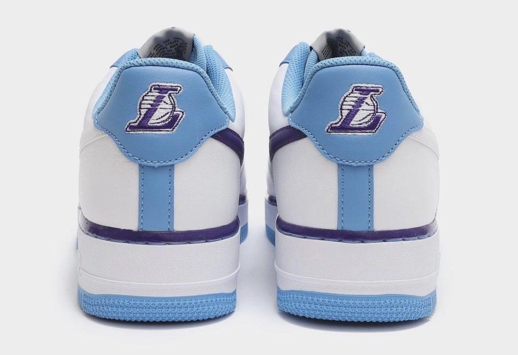 NBA x Air Force 1 Low 'Lakers'