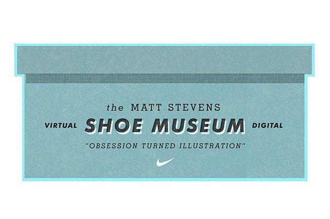 Matt Stevens Virtual Shoe Museum 1 1