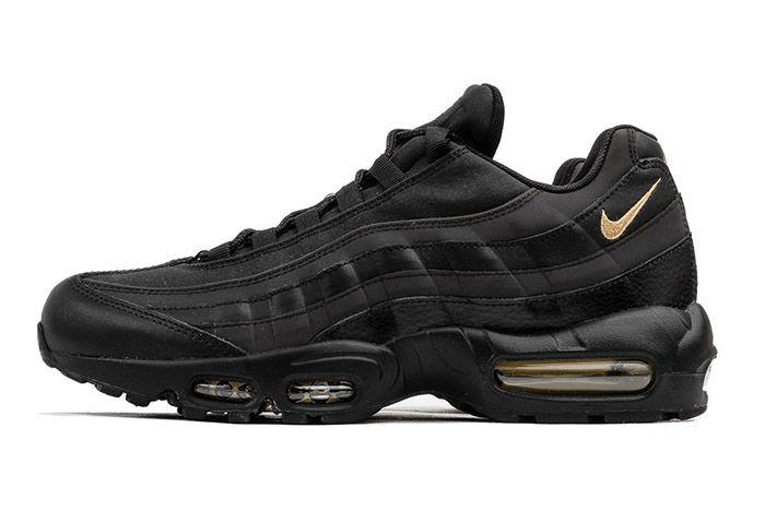 Nike Air Max 95 Black Gold 3