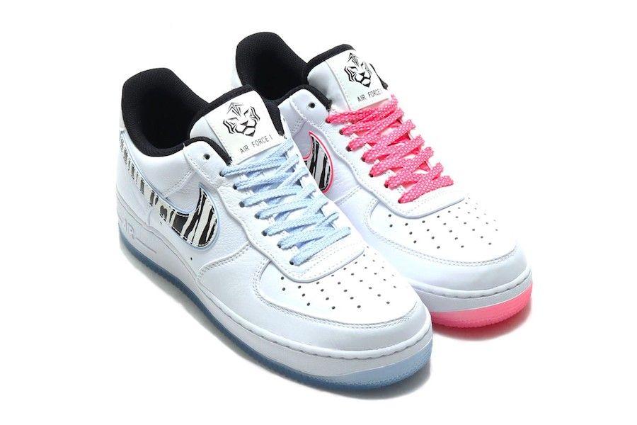 Nike Air Force 1 Korea Angled