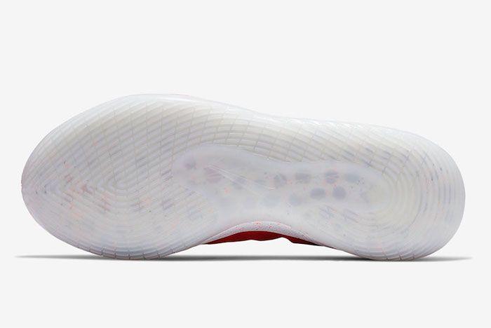 Nike Kd 12 University Red Ar4230 600 Release Date 1 Sole