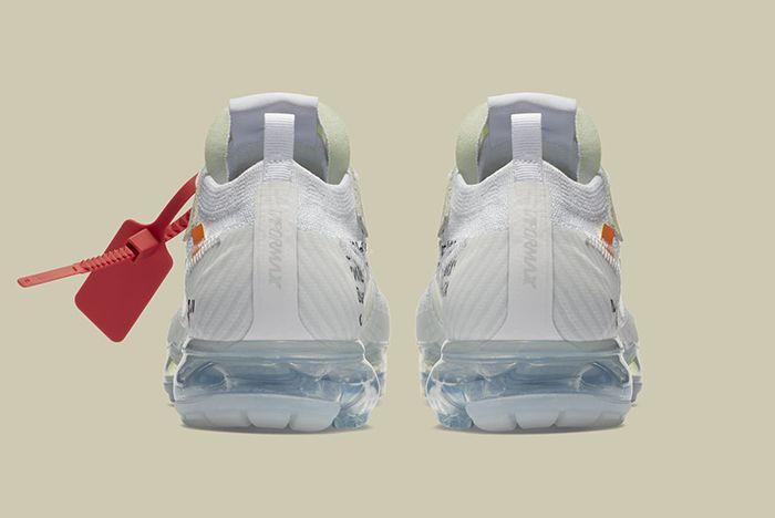 Off White X Nike Air Vapormax 5