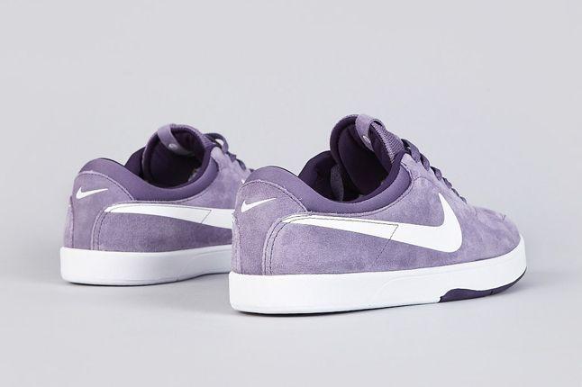 Nike Sb Eric Koston One Canyon Purple Heel Hero 1