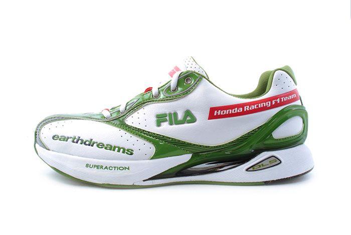 Fila Honda Racing Team Left