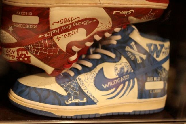 Kicks Lab Nike Dunk Sbtg Wildcats 1