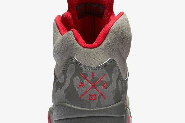 Air Jordan 5 Dark Stucco 8