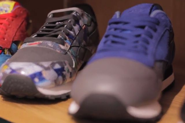 Atmos Talk About Their Reebok Classic Leather Colab