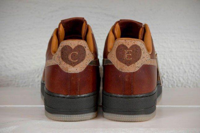Nike Air Force 1 Bespoke Sneakersnstuff 4 1