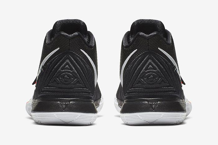 Nike Kyrie 5 Friends Aq2456 006 Release Date Heel