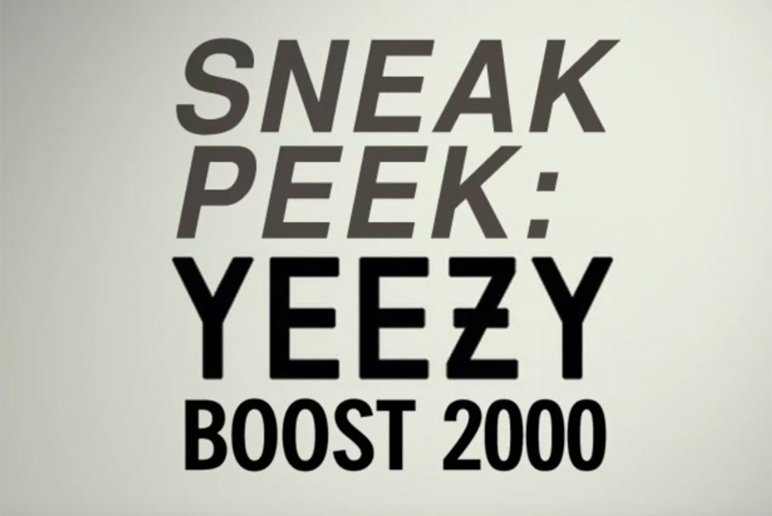 Yeezy Fake