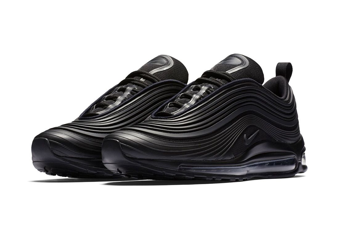 Nike Air Max 97 Ultra Premiium Triple Black 4