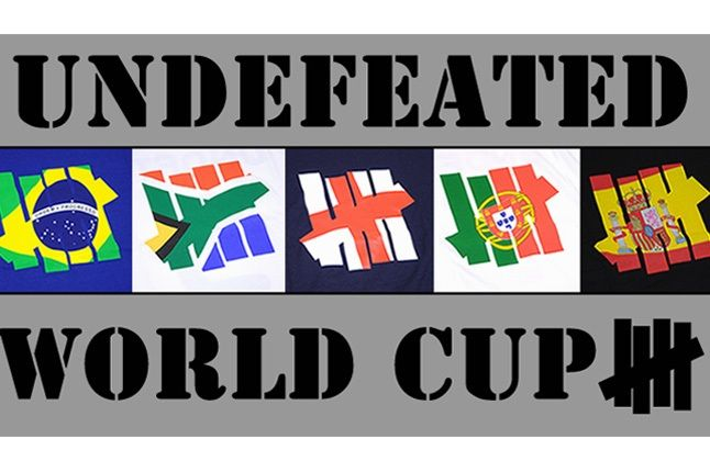 Undftd Undefeated World Cup 1