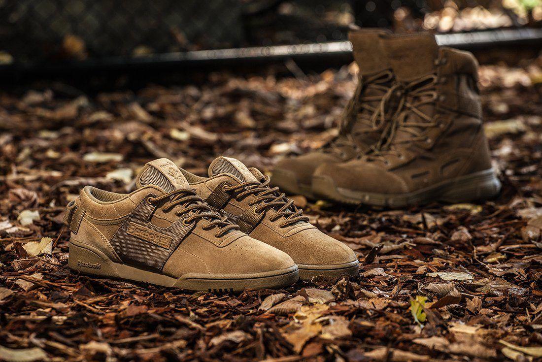 Mita Sneakers X Reebok Workout Low Clean Boot Camp3