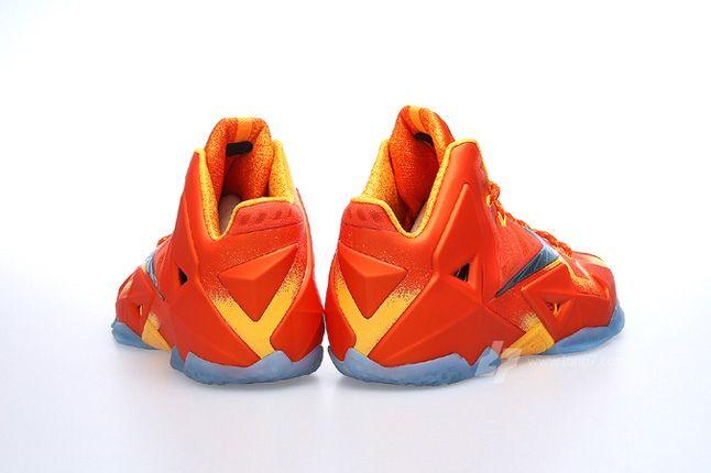 Nike Lebron Xi Preheat 7