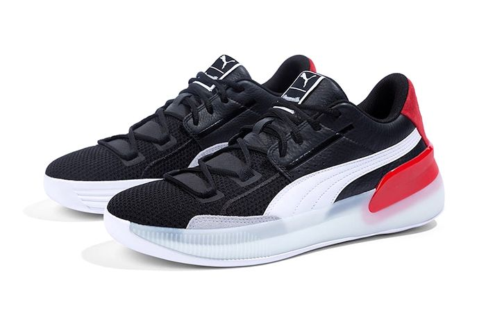 J Cole Dreamville Records Puma Clyde Hardwood Release Date Pair