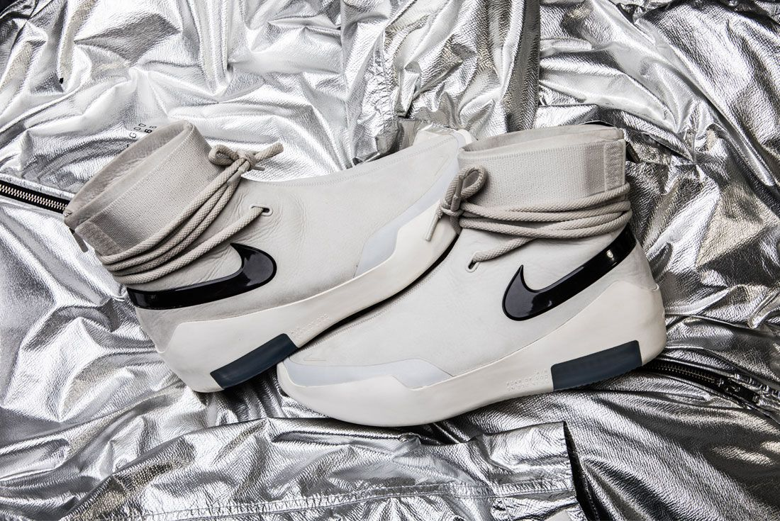 A Closer Look At The Nike Air Fear Of God With Jerry Lorenzo 11