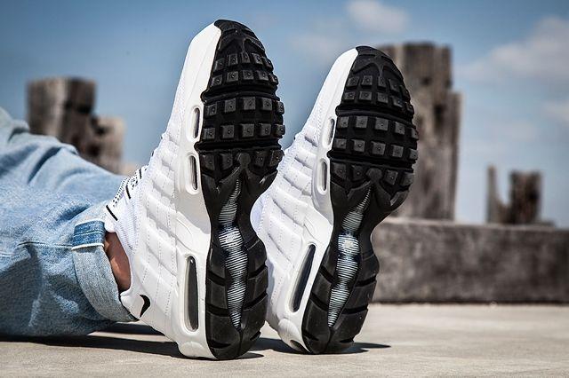 Nike Air Mac 95 White Out Bumper Fl 4