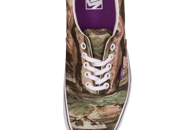 Vans X Liberty Art Fabrics Era Mountains Army 1