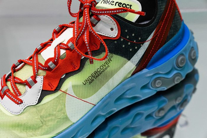 Undercover Nike Element React 87 New 2