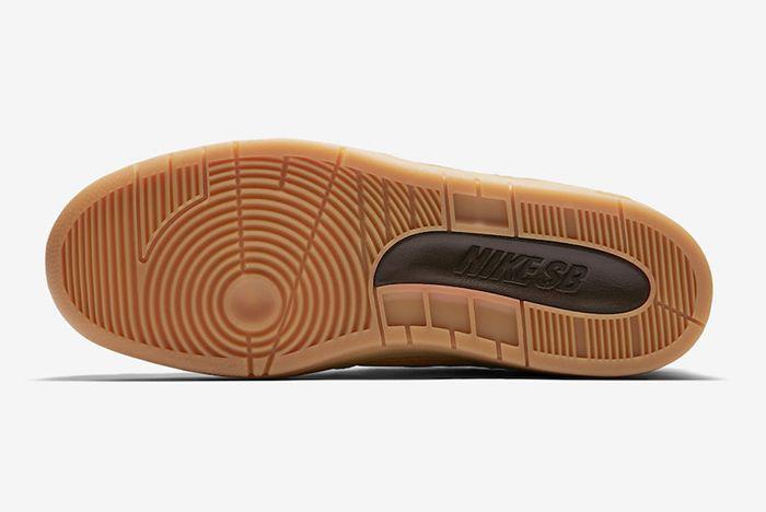 Nike Sb Air Force 2 Low Wheat 4