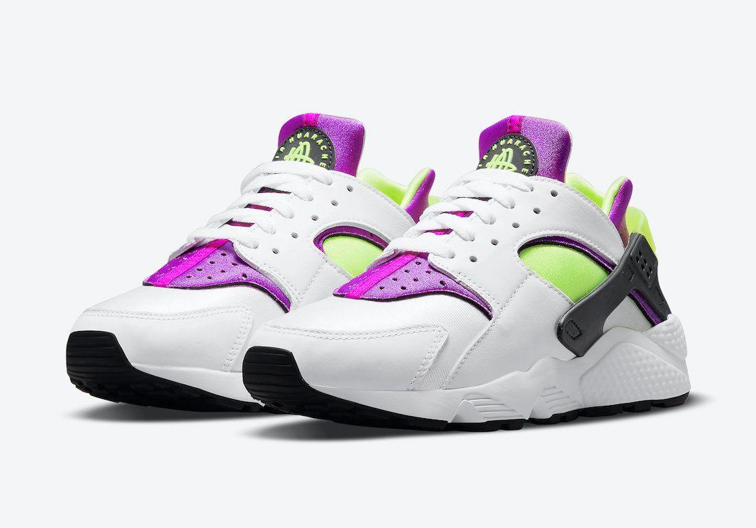 Nike Air Huarache Magenta