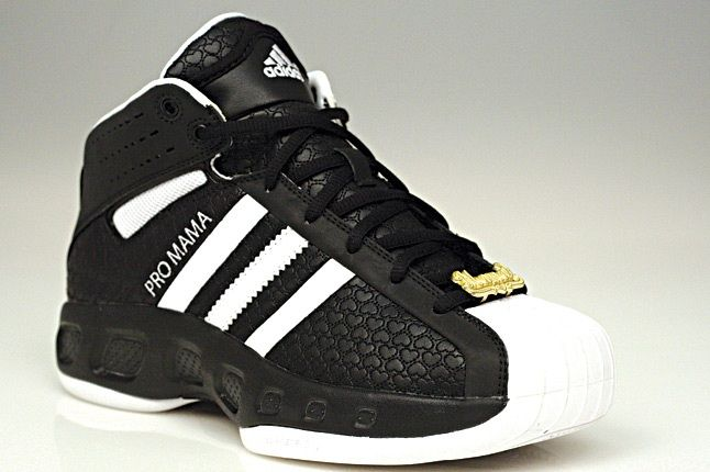 The Biz Bryon Sheng Adidas 12