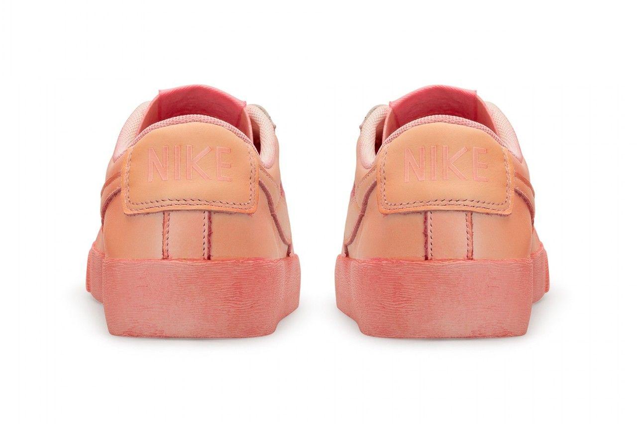 Comme des Garçons Nike Blazer Low Heel