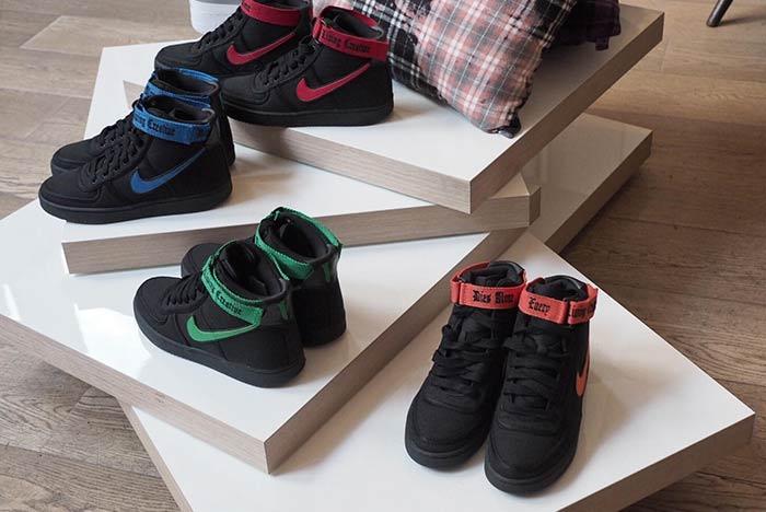 Vlone X Nike Vandal 2