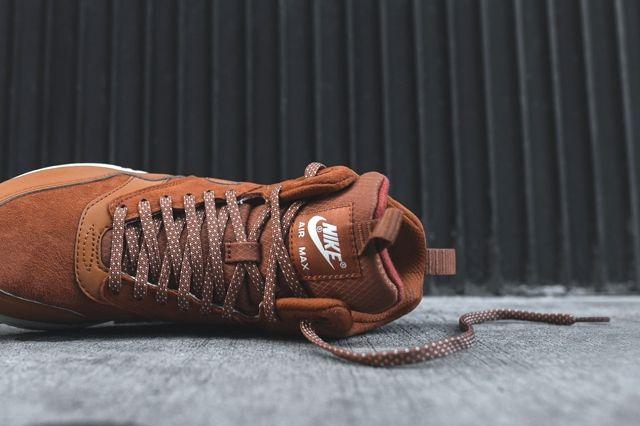 Nike Air Max 1 Mid Sneakerboot Tawny 4