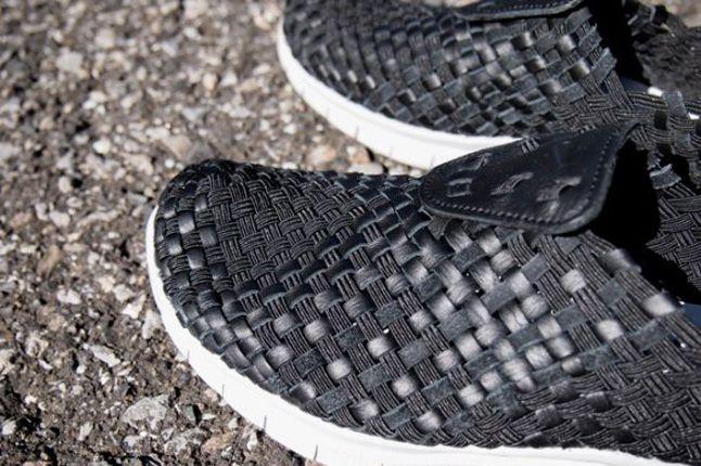 Nike Free Woven Nrg Blackwolf Grey Toes 1