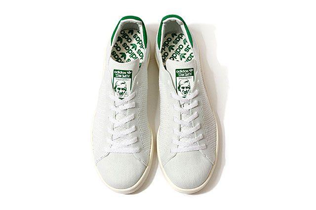 Adidas Stan Smith Primeknit Topview