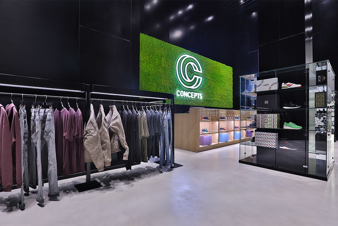 Concepts Dubai Shop Report 2