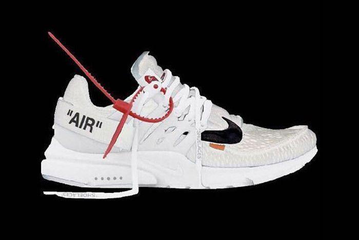 Off White Nike Presto 2018 1