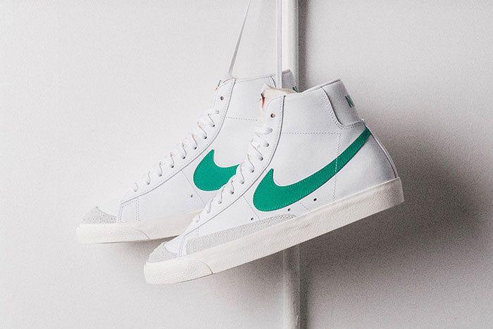 Nike Blazer Mid 77 Green 1