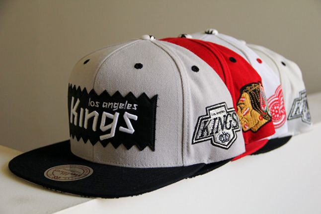 Bait Nhl Mitchell And Ness Snapback Collection 2 1