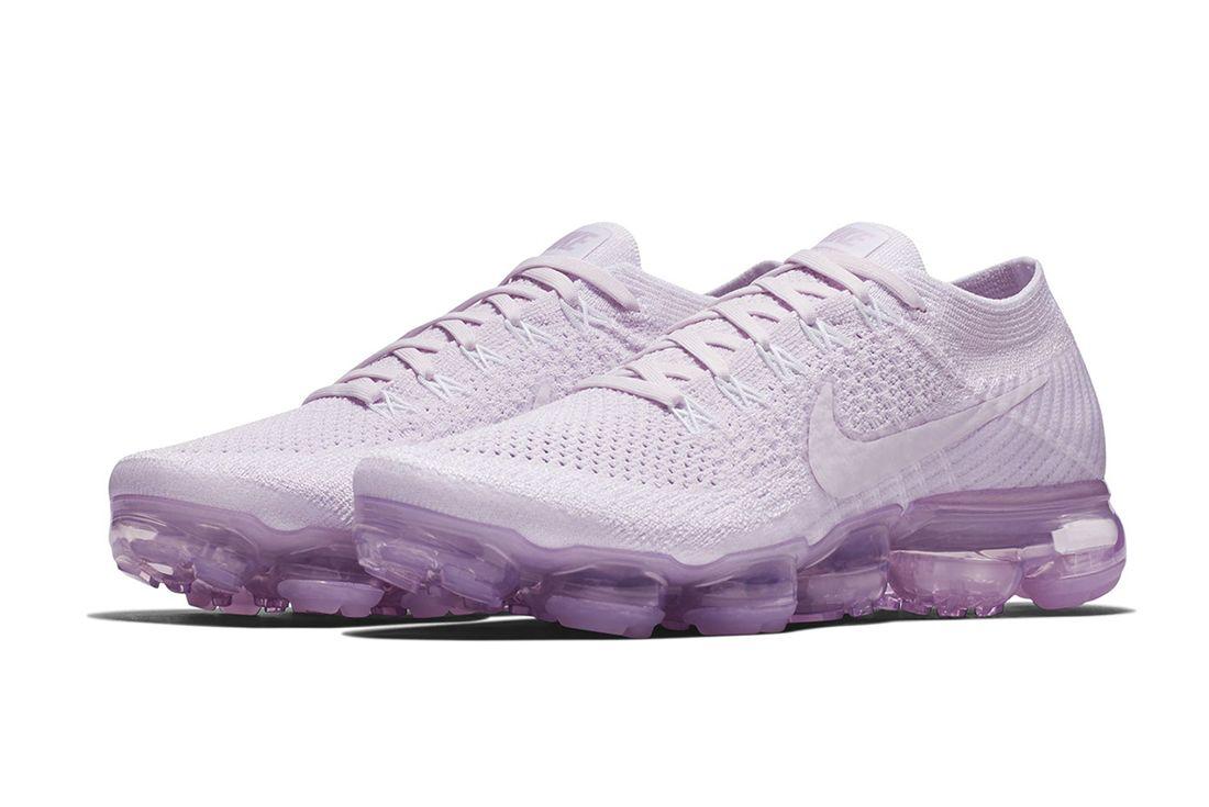 Nike Air Vapor Max Womens Light Violet2